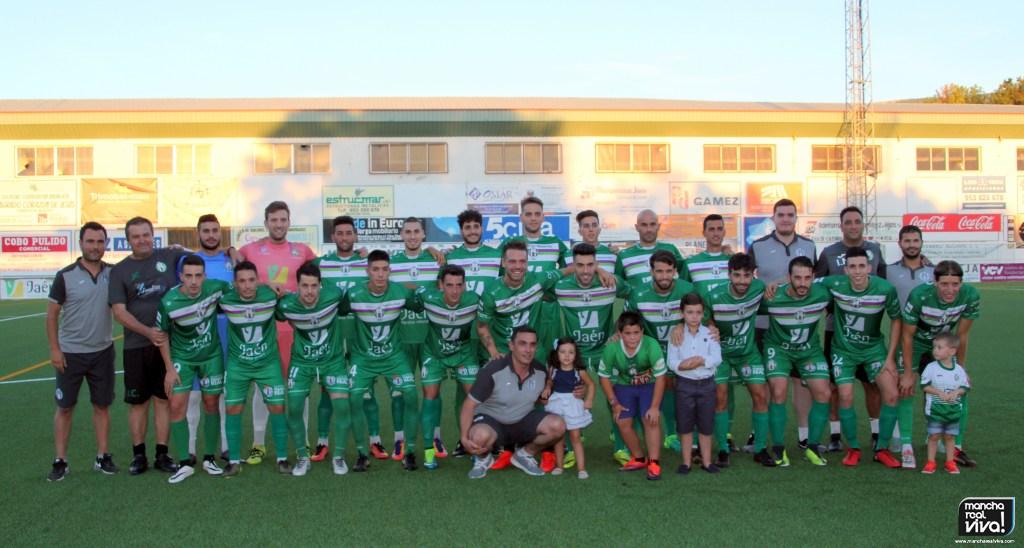 Photo of El At. Mancha Real se presenta ante sus aficionados con una gran plantilla y mucha ilusión