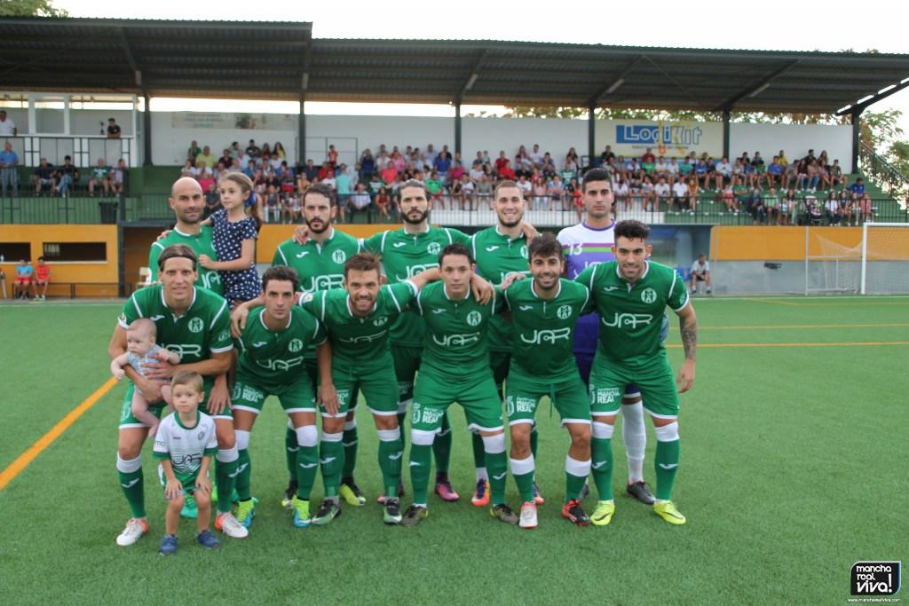 Photo of El At. Mancha Real se impone en un gran partido al CD Rincón 2-0 – Crónica y Fotos