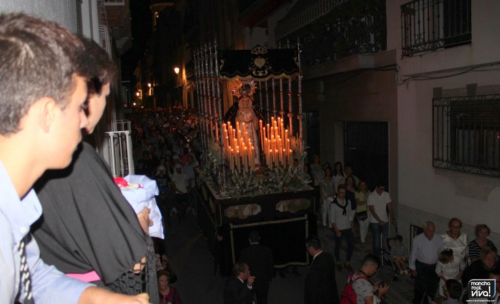 Photo of Fin de semana intenso en la celebración de la Fiesta de Estatutos de la Virgen de los Dolores