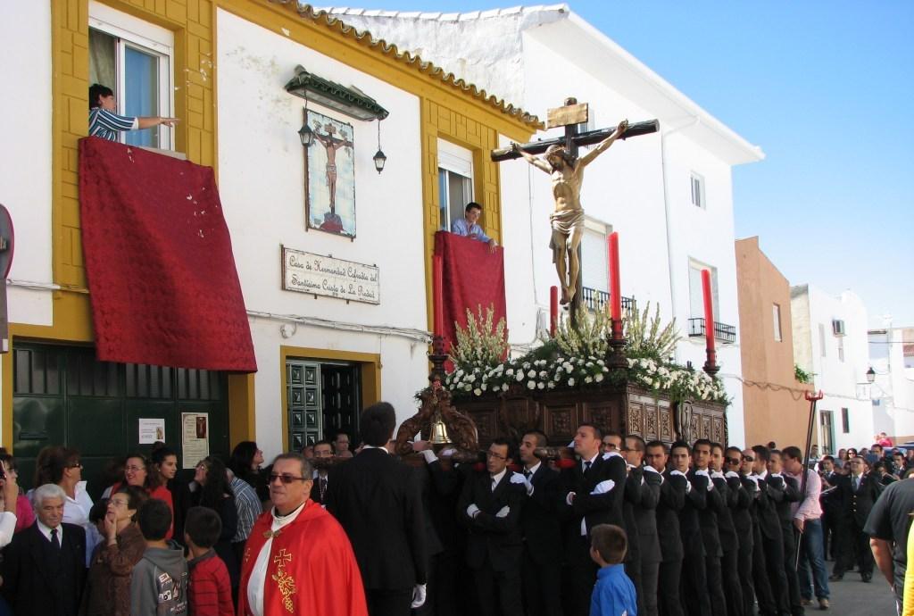 Photo of Comienza la Fiesta de Estatutos del Stmo. Cristo de la Piedad 2017
