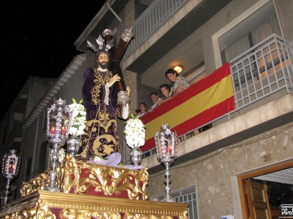 Photo of Comienzan los actos de la Fiesta de Estatutos de Nuestro Padre Jesús Nazareno