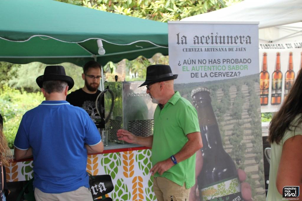 Photo of Triunfo de la Aceitunera y Cervezas de los Filabres en el II Festival de Cerveza Artesana de Mancha Real
