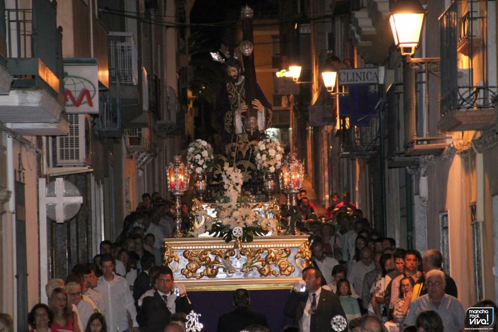 Photo of Procesión de Ntro. Padre Jesús con parada en el Convento de Carmelitas Descalzos