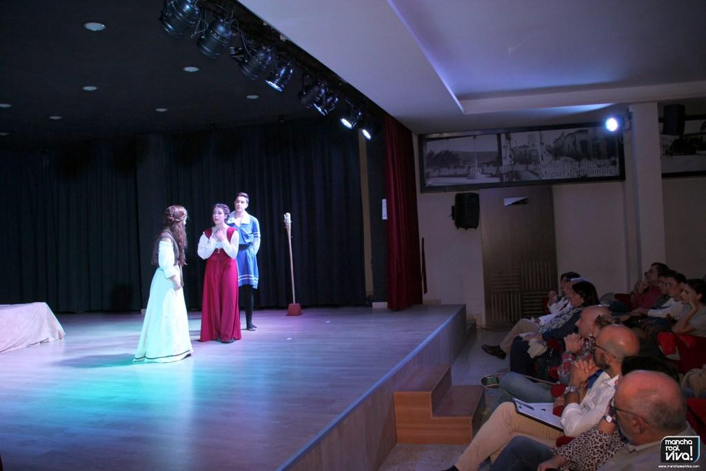 Photo of Comienza con éxito el I Festival de Teatro Aficionado de Mancha Real