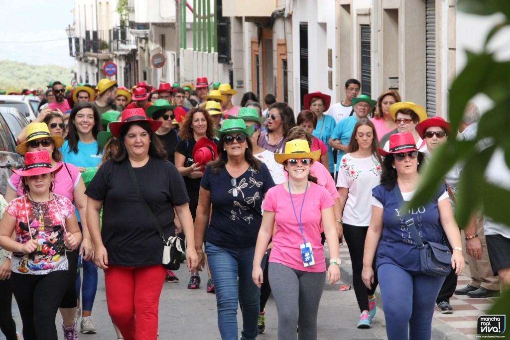 Photo of La XIII Marcha Popular «Virgen del Rosario» reúne a decenas de personas en Mancha Real