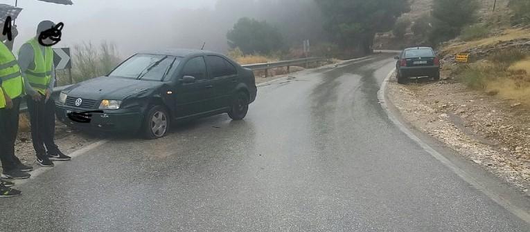 Photo of Las condiciones meteorológicas pueden ser la causa de un nuevo accidente en la carretera de Pegalajar