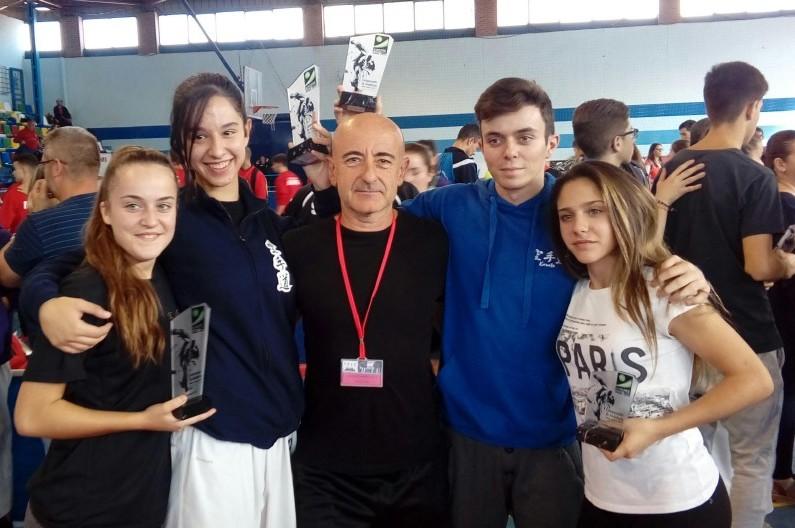 Photo of Los karatecas del gym Okinawa consiguen un gran resultado en el Campeonato de Andalucía