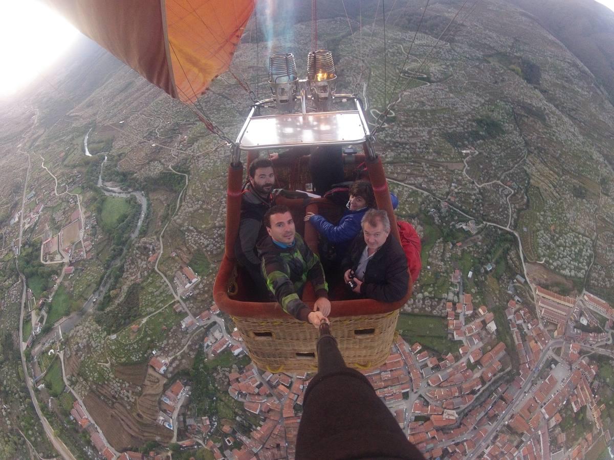 Photo of La programación de FEJUVE 2017 contará con el atractivo de poder viajar en globo