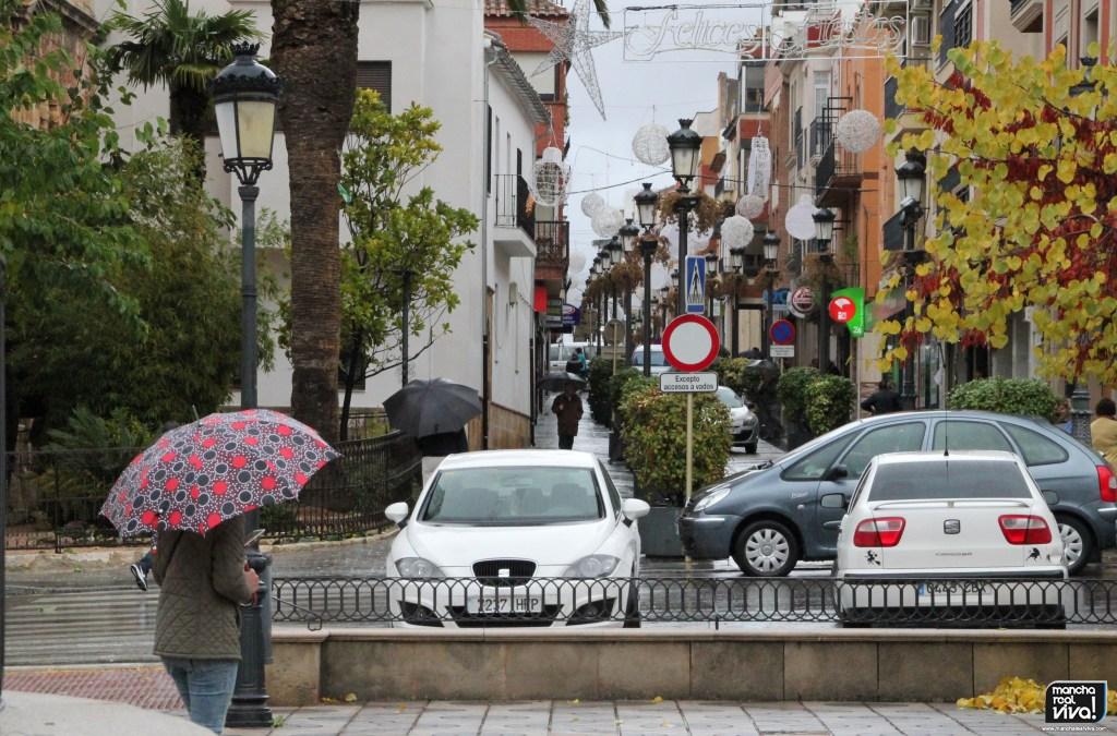 Photo of Vuelven las ansiadas lluvias, dejando en Mancha Real 45 litros en 24 horas