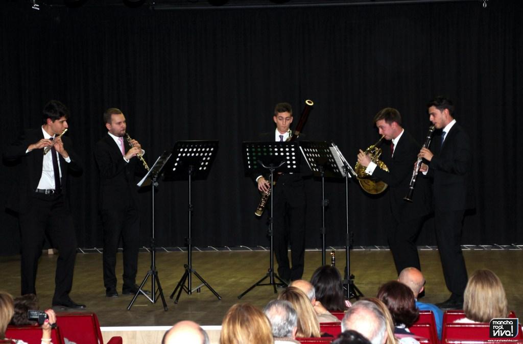 Photo of Magnífico concierto del Quinteto «Jábea» en el Centro Cultural de Mancha Real