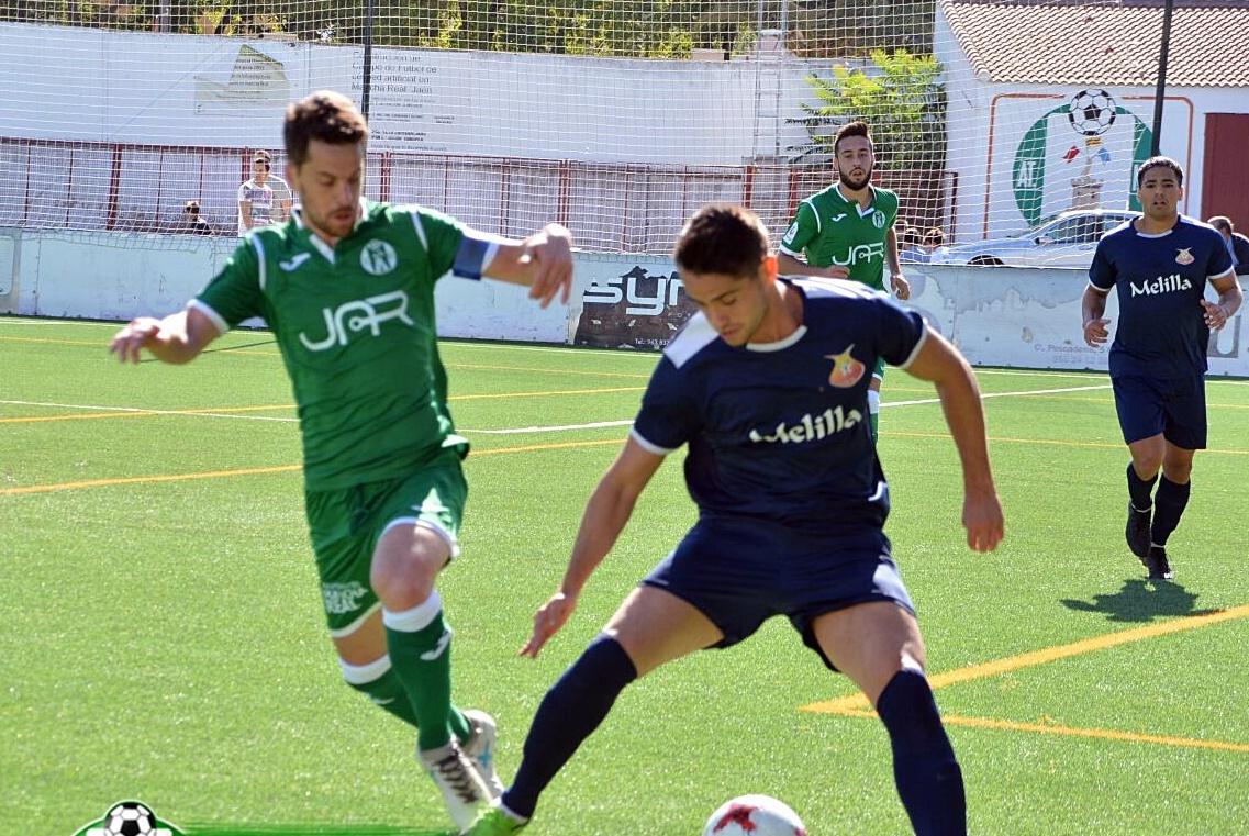 Photo of El At. Mancha Real vence con comodidad al CDE Melistar en la Juventud