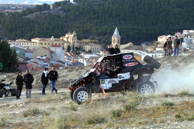Photo of Motoquad Mágina de Mancha Real, se proclaman Campeones de España de Rallyes Todo Terreno
