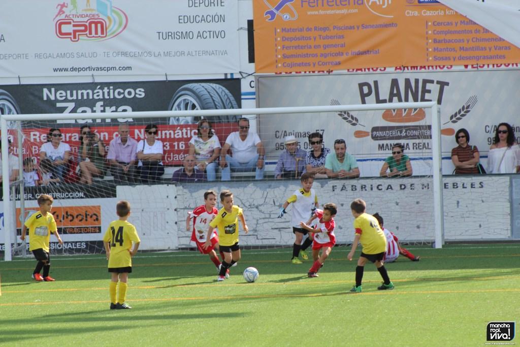 Photo of I Torneo Solidario «Fútbol 7» de la Asociación Deportiva de Mancha Real