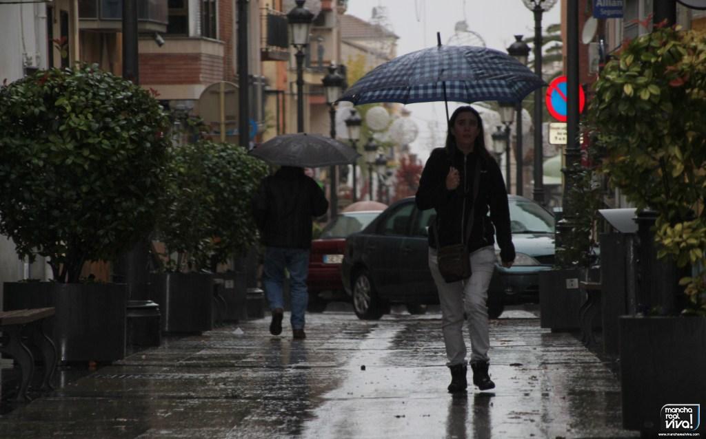 Photo of Vuelven las lluvias a Mancha Real y llegan los primeros copos de nieve a la sierra