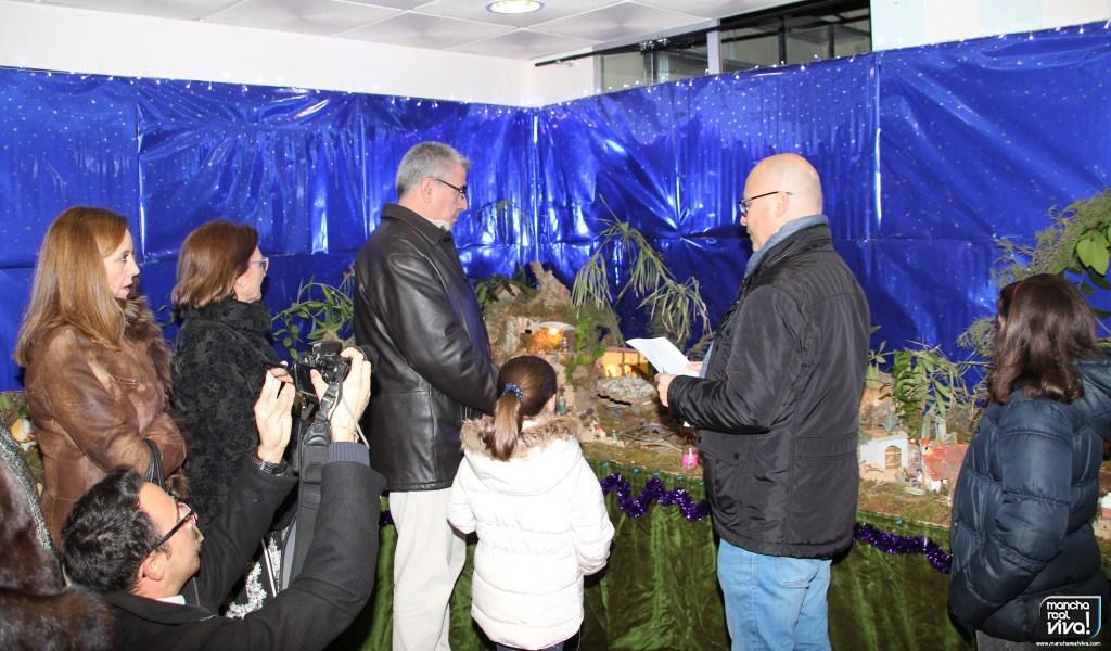 Photo of Ambiente navideño en la inauguración de los Belenes Cofrades de Mancha Real
