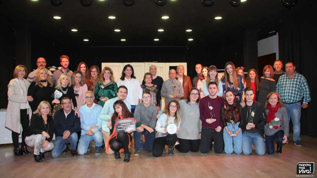 Photo of «El sueño de una noche de verano» se alzó con el triunfo en el I Festival de Teatro Aficionado de Mancha Real