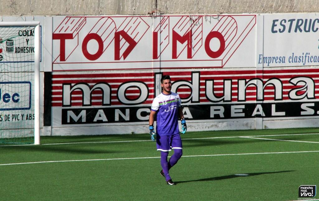 Photo of Pedro Barrio deja el At. Mancha Real y ficha por el CF Talavera de 2ª División B
