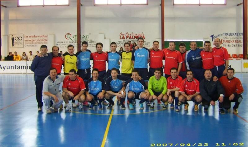 Photo of El 5cocina Mancha Real F.S celebrará su 25 Aniversario con un partido ante el Jaén Paraíso Interior