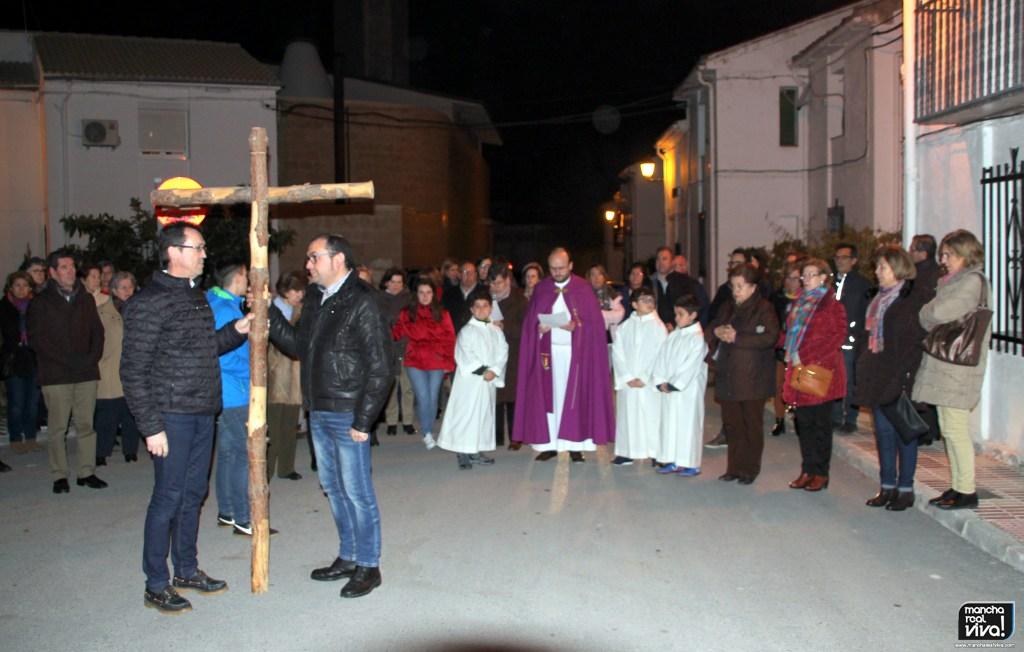 Photo of Vía Crucis de la Parroquia de la Encarnación el Miércoles de Ceniza