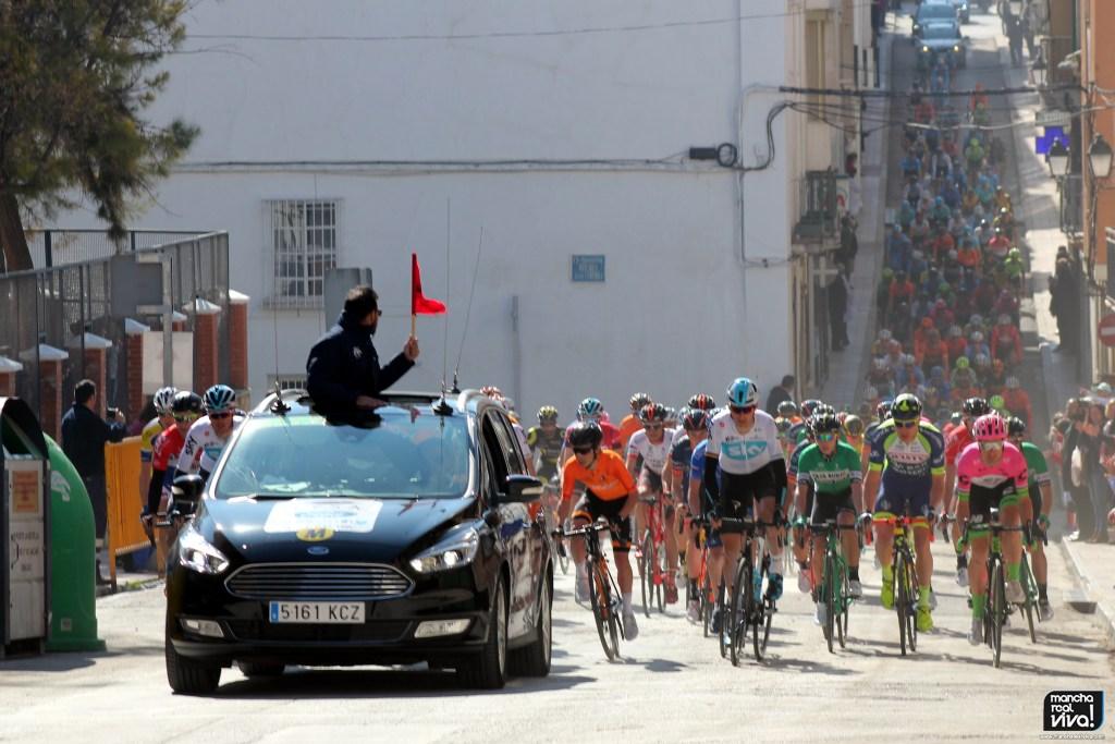 Photo of Impresionante acogida de Mancha Real a la Vuelta Ciclista a Andalucía