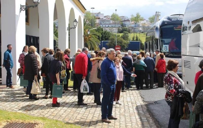 Photo of Abierto el plazo de inscripción del viaje de jubilados y pensionistas de Mancha Real