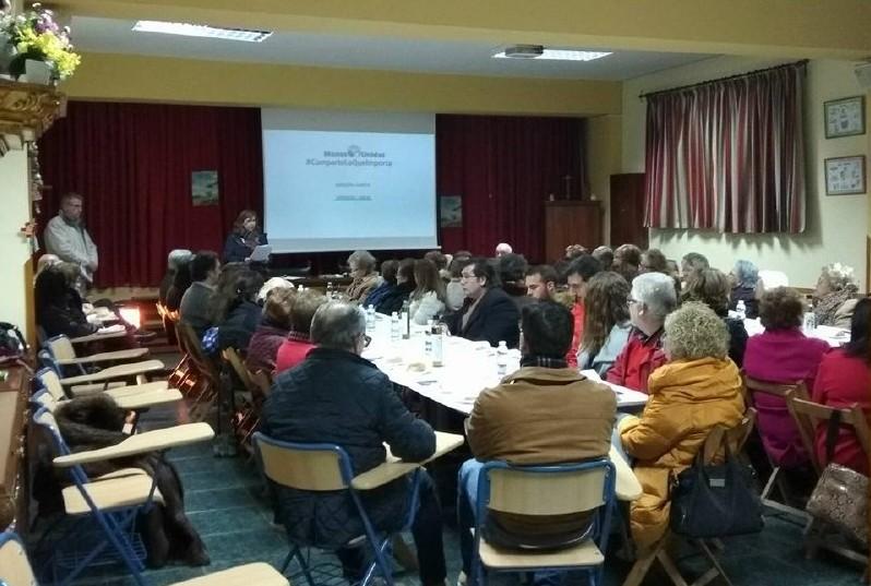 Photo of La Parroquia de San Juan Evangelista colabora en la campaña de Manos Unidas «Comparte lo que Importa»