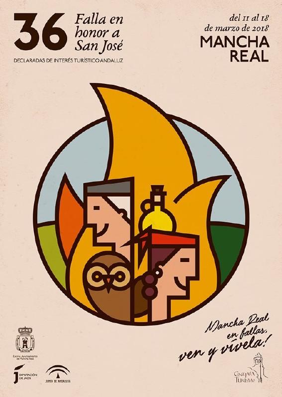 Photo of Presentación del Cartel Promocional de la XXXVI Falla de Mancha Real