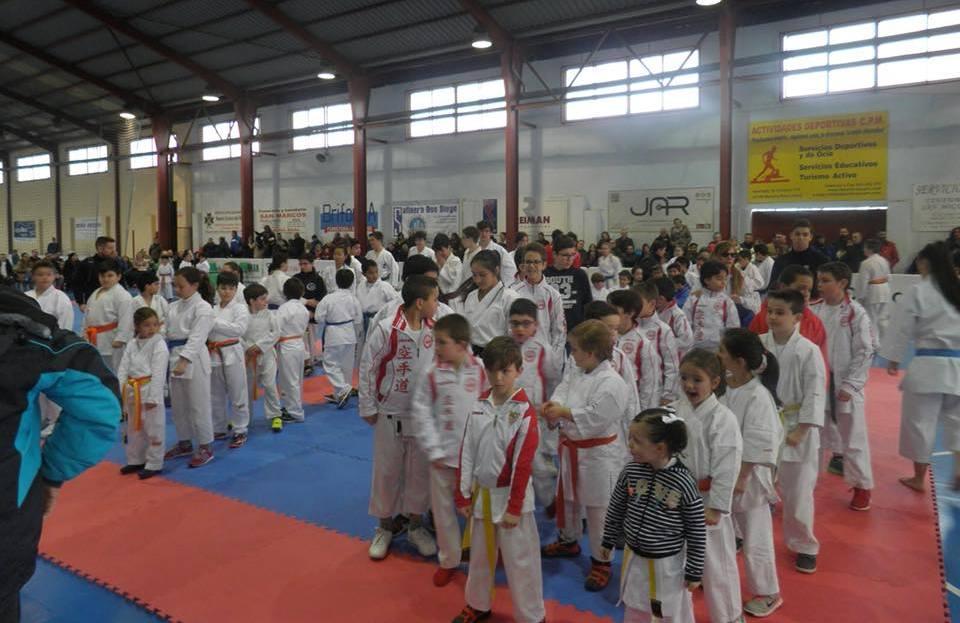 Photo of Gran éxito del I Campeonato de karate contra el cáncer infantil