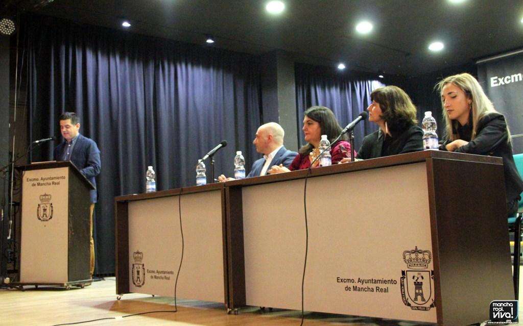 Photo of Magistral Pregón de «Pepe Cobo» en la XXXVI Edición de la Falla de Mancha Real