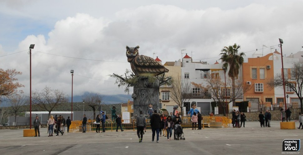 Photo of Este domingo 18 será el Día de la Gran Quemá de la XXXVI Falla de Mancha Real