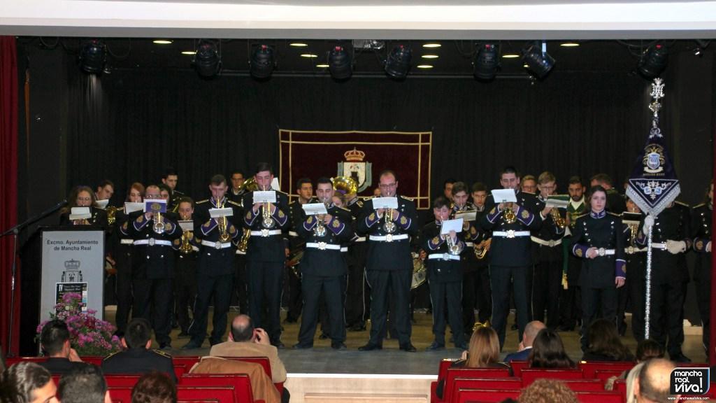 Photo of Gran nivel en el IV Certamen de Música Cofrade «Lágrimas de María»