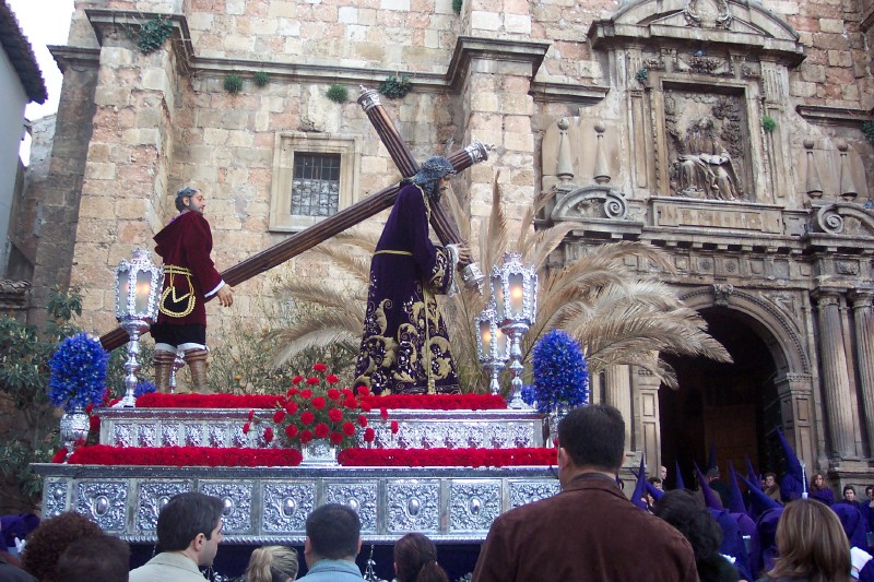 Photo of Comienzan las Procesiones de Semana Santa en Mancha Real