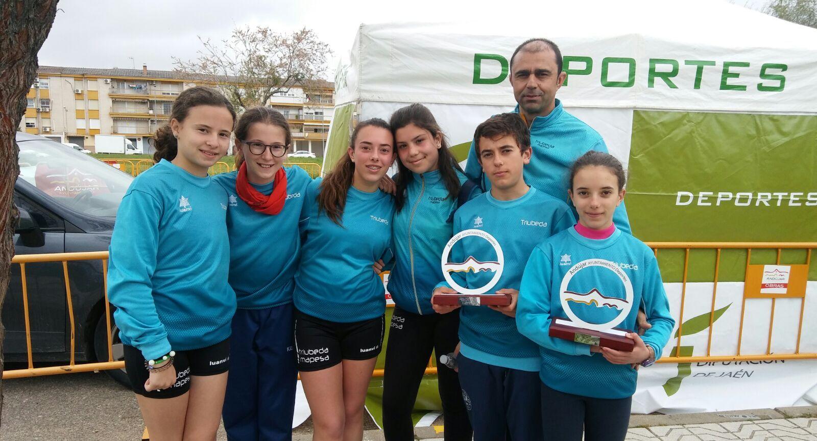 Photo of Los/as atletas mancharrealeños brillaron en el X Gran Premio de Carreras Populares