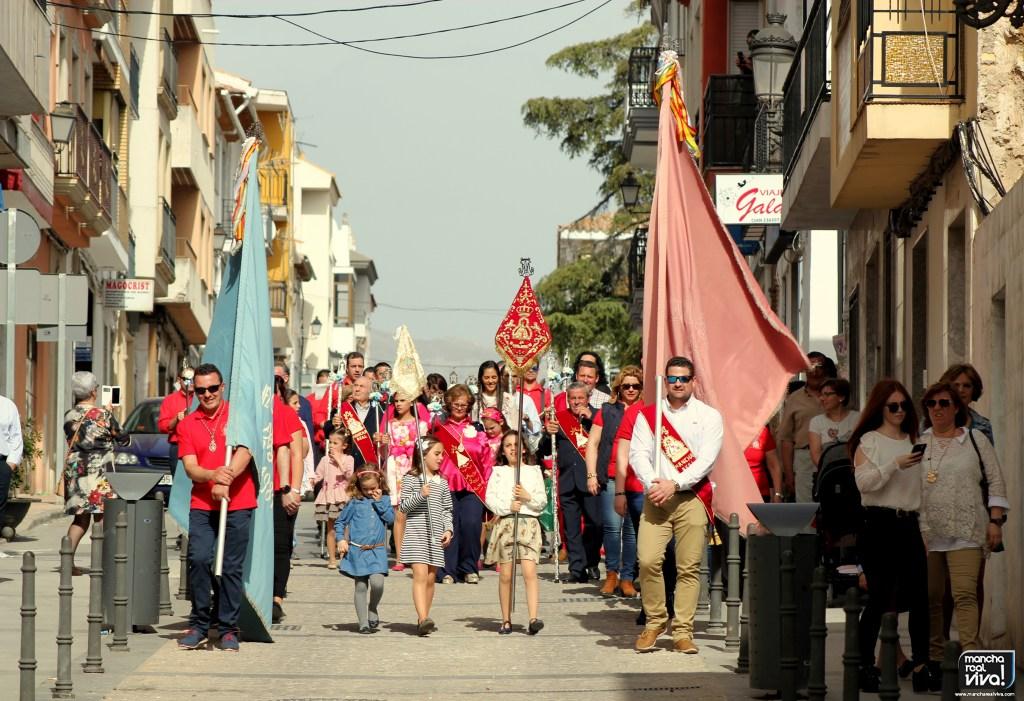 Photo of Comienza la cuenta atrás para la Romería de la Virgen de la Cabeza con el «Convite de Banderas»
