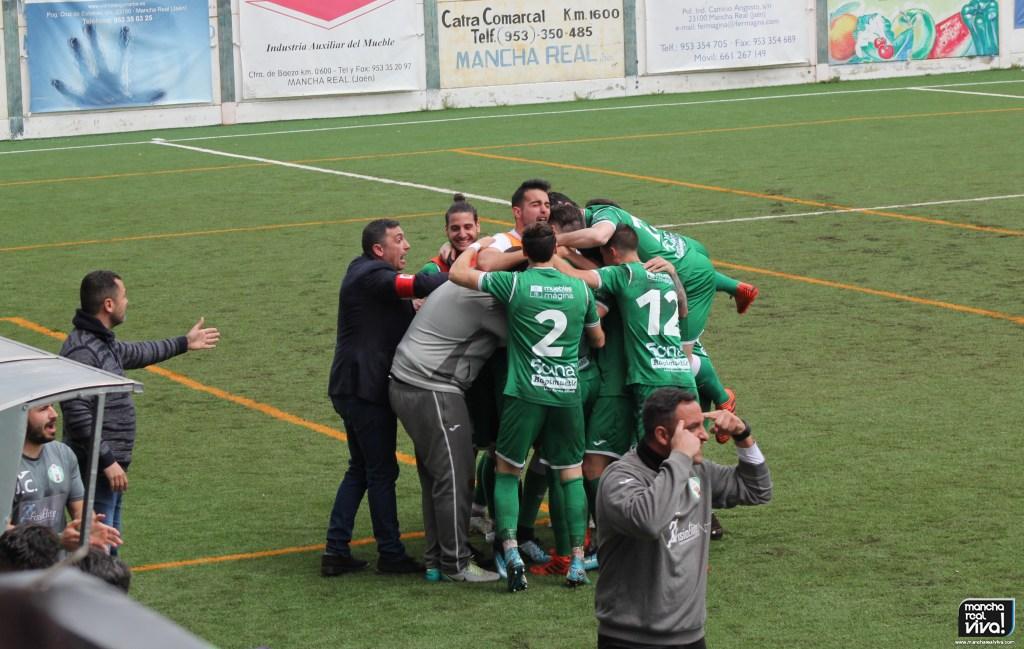 Photo of Los verdes ganan el derbi ante el R. Jaén CF en una trepidante segunda parte – Fotos