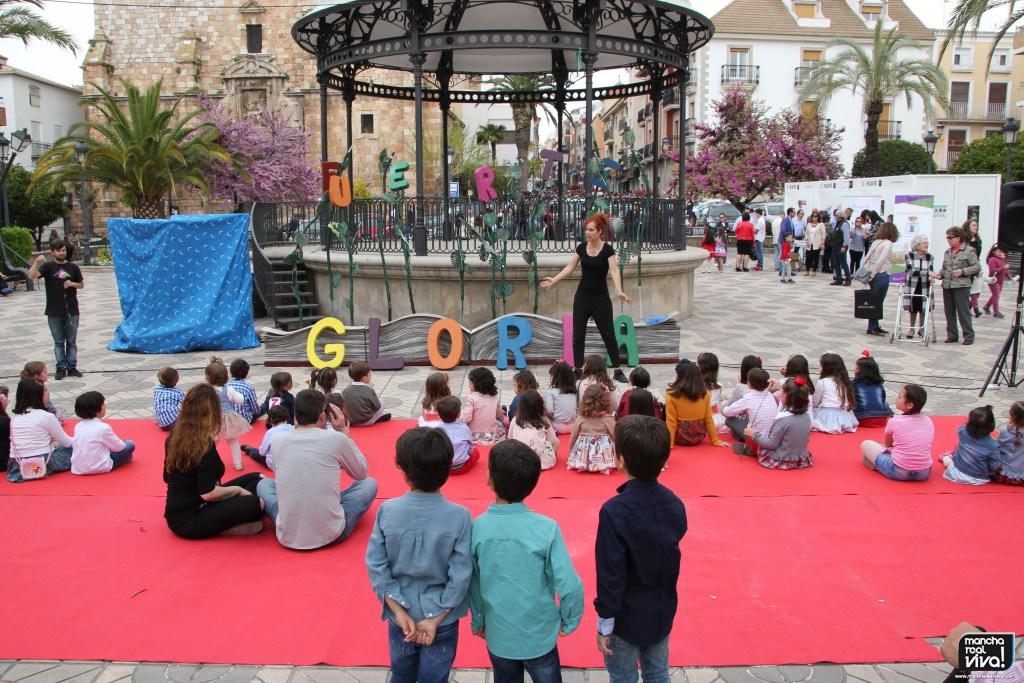 Photo of Siguen las actividades de San Marcos este Domingo con la II Feria del Libro y el teatro infantil