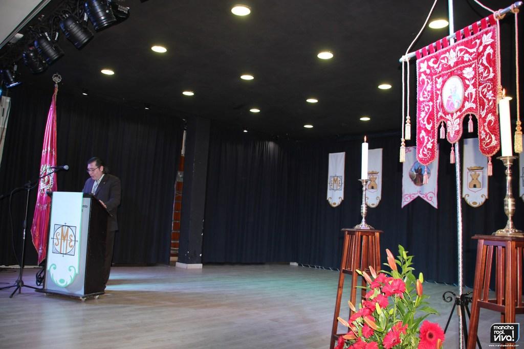 Photo of Comienzan los actos del Patrón San Marcos con un bonito Pregón de F. Manuel del Águila