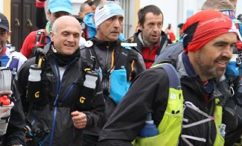 Photo of El mancharrealeño Sebastián Martínez sube al podium en la dura Ultra Trail Sierra del Bandolero