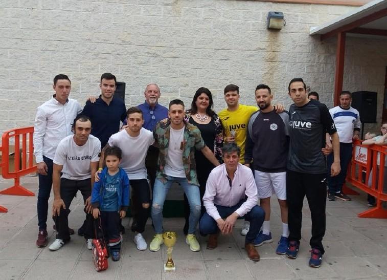 Photo of El Dijuve F.S. y el Albanchez F.S. se proclaman campeones del XXXVII Trofeo de Fútbol Sala
