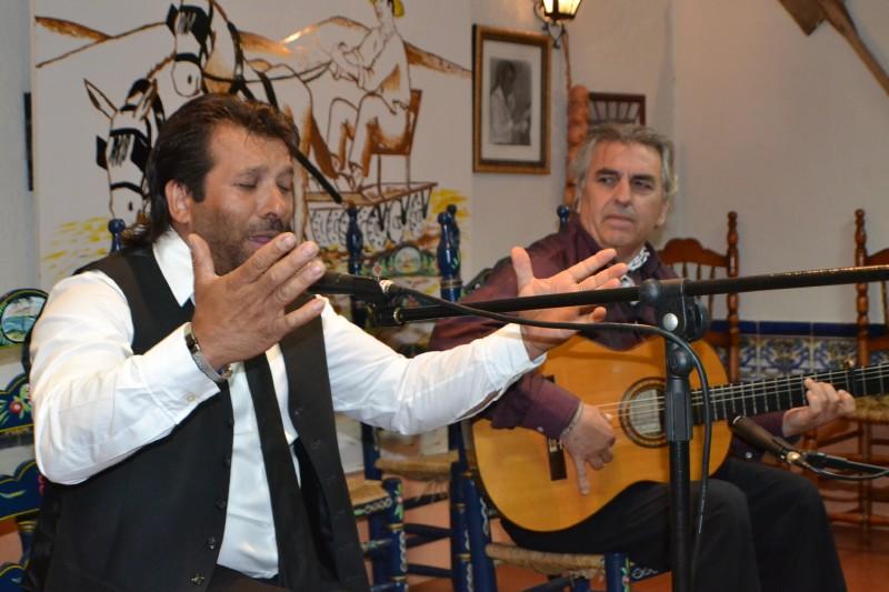 Photo of Noche flamenca llena de arte en la Peña «El Trillo» de Mancha Real