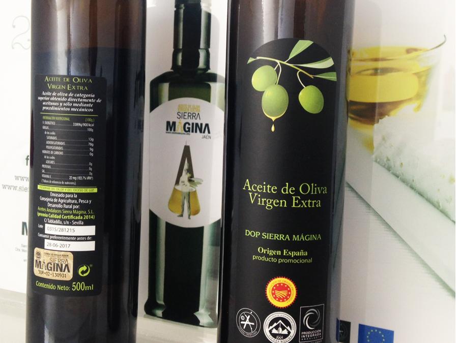 Photo of Los aceites Conde de Argillo y Monva son galardonados por la D.O. Sierra Mágina