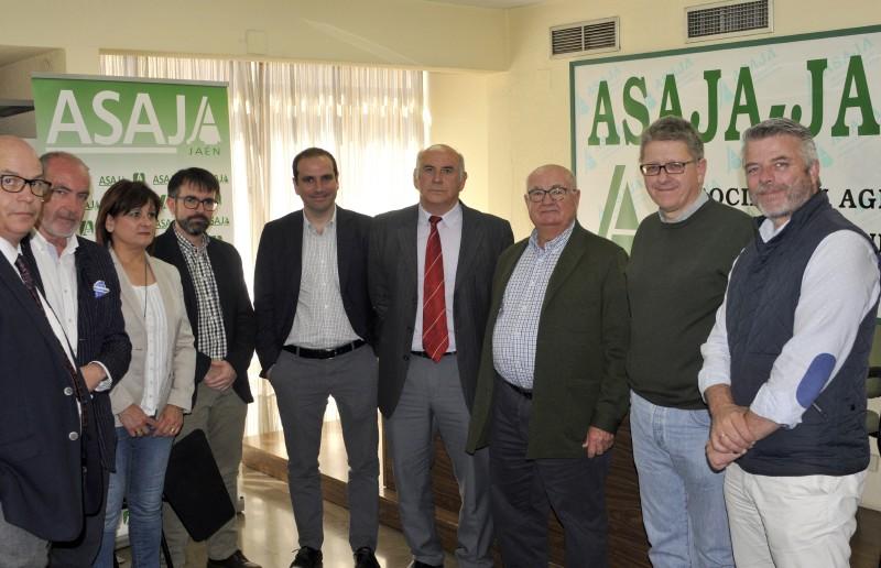 Photo of ASAJA-Jaén investigará la agricultura de precisión en el olivar con drones