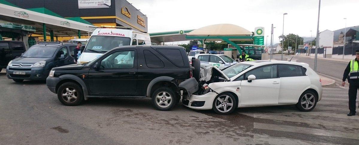 Photo of Accidente en Mancha Real con dos conductoras heridas