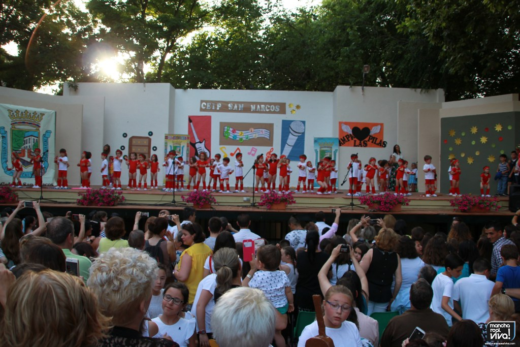 Photo of El CEIP San Marcos despidió el curso 2017/18 con una multitudinaria Fiesta