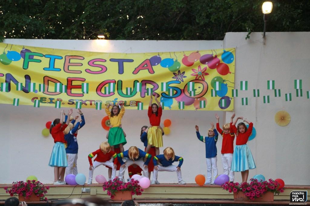 Photo of El CEIP Sixto Sigler comienza las fiestas de fin de curso 2017/18 en Mancha Real