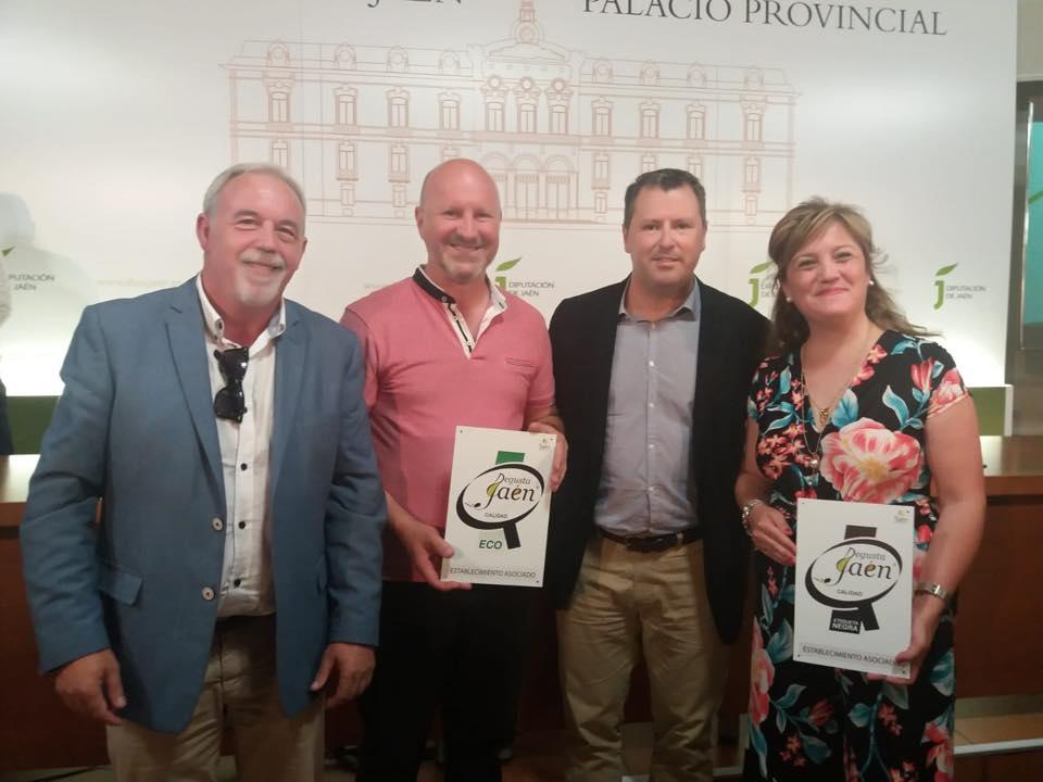 Photo of La empresa mancharrealeña «Campo Antaño» recibe dos galardones en los premios Degusta Jaén