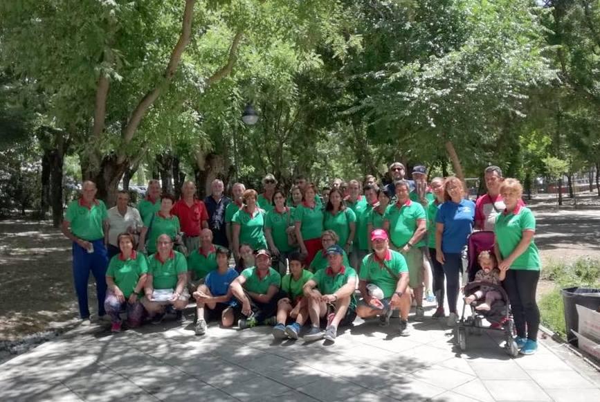 Photo of Decenas de participantes en el XV Torneo de Petanca «Villa de Mancha Real»