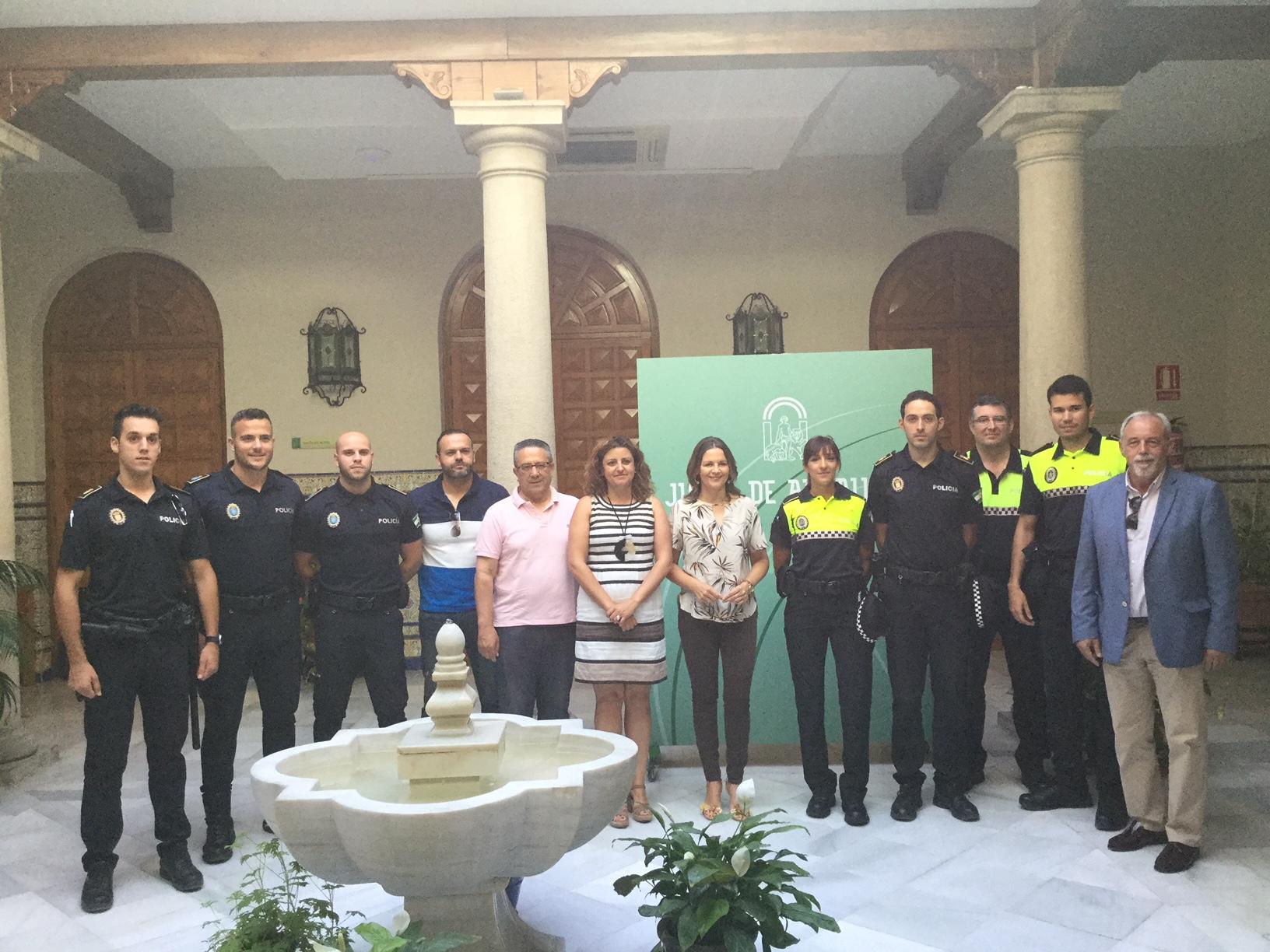 Photo of Dos nuevos Policías Locales, prestarán servicio en Mancha Real