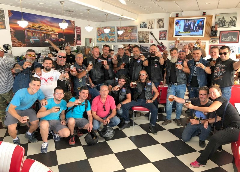 Photo of Mancha Real recibe a los amantes de la Harley Davidson en su «Gira Sin Riders»