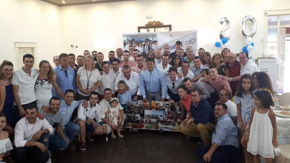 Photo of La empresa mancharrealeña «Muebles Mágina» celebra su 20 aniversario